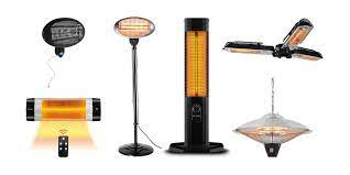6 best electric patio heaters in 2021