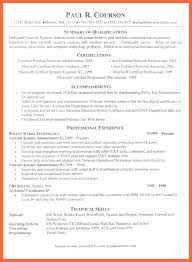 Sample Resume For Experienced System Administrator Best of Sample System Administrator Resume System Administrator Resume