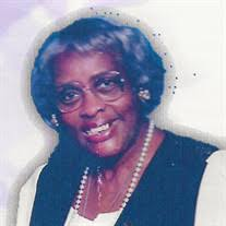 Mrs. Annie Lois Holt Obituary - Visitation & Funeral Information