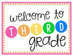 Third Grade / Overview