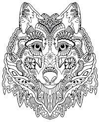 Coloring Pages Hard Animals At Getdrawingscom Free For Personal
