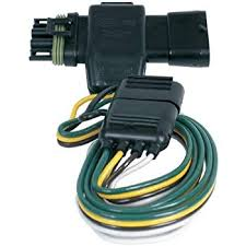 amazon com hopkins 41125 plug in simple vehicle wiring kit automotive plug in simple trailer connector primary fit chevy gmc trucks from 1988 present