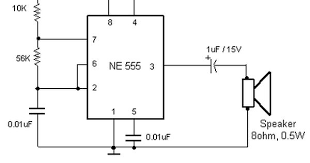 best 25 simple electronic circuits ideas on pinterest basic Simple Circuit Diagram a simple electronic buzzer simple circuit diagrams worksheet