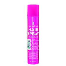 <b>Lee Stafford Fat</b> 'N' <b>Flexible Fat Flexible</b> Hold Hair Spray 200ml on ...