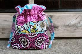 Drawstring Bag Pattern Best In Color Order Lined Drawstring Bag Pocket Tutorial