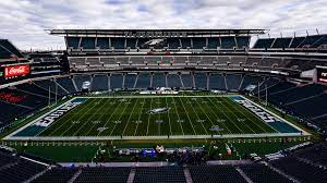 The philadelphia eagles originally had a jail and a courtroom in veterans stadium built into their stadium in the late 90's to deal with beyond rowdy fans that either were too drunk or too violent at. Philadelphia Eagles To Play In Empty Stadiums At Home In 2020 Season Nfl News Sky Sports