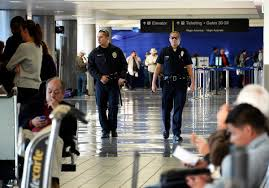 T S A Calls For Armed Guards At Airport Checkpoints The