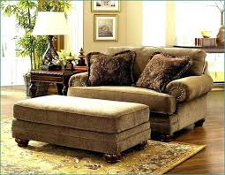 ottoman oversized chairs with attached ottoman century chair with regard to overstuffed chair and ottoman with regard to invigorate