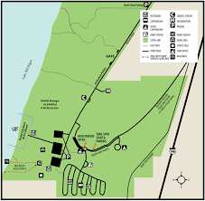 Van Buren State Parkmaps Area Guide Shoreline Visitors Guide