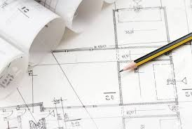 architectural drawings. 1300x873 Close Up Of Yellow Pencil Over Architectural Drawings Stock Photo