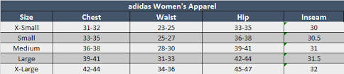 Adidas Womens To Mens Size Chart Sizing Chart Soccer Village