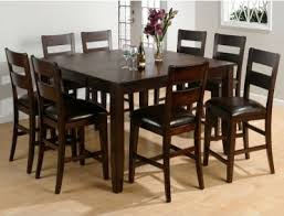 dining room table and 8 chairs al iagitos within intended for chair set design 5
