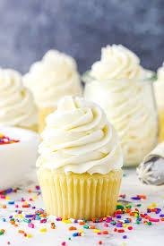 easy vanilla ercream frosting