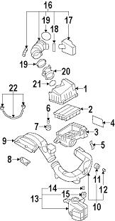 parts com® hyundai sonata engine trans mounting oem parts diagrams 2006 hyundai sonata lx v6 3 3 liter gas engine trans mounting