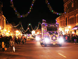 Golden Co Parade Of Lights New Ulms Parade Of Lights Returns For 31st Year