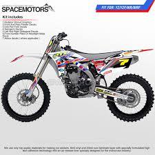 mx bacground kit for motorcycle mx dirt bike mx fmx supermoto yzf