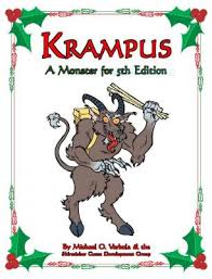 5th edition d d character sheet skirmisher releases krampus a monster for 5th edition d