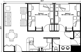 image of apartment building layouts