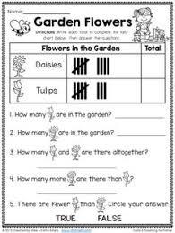 Teaching Tally Charts 7 Best Tally Chart Images Math Activities Kindergarten