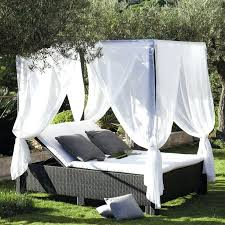 outdoor bed with canopy top ideas for outdoor beds that offer pleasure outdoor bed canopy outdoor bed with canopy