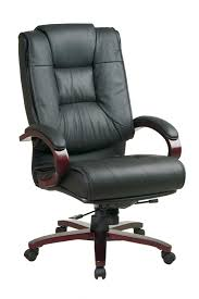 um size of chair awesome white leather desk chair with silver metal chairs comfortable executive