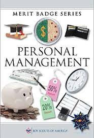 Personal Management Merit Badge Requirements 2019 Changes