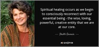 Spiritual Healing Quotes Adorable TOP 48 SPIRITUAL HEALING QUOTES Of 48 AZ Quotes