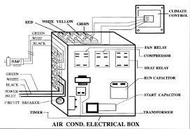 run capacitor wiring diagram air conditioner run air conditioner compressor wiring diagram air image about on run capacitor wiring diagram air conditioner
