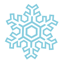 Snowflake Bullet Point 8bit Snowflake Vector Library Download Rr Collections
