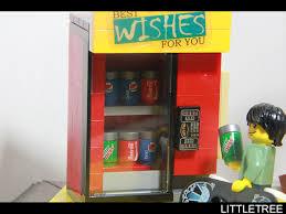 Lego Vending Machine Delectable Lego Soda Machine Vending Machine And Zombies Special Lego Themes
