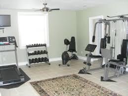 home gym flooring options