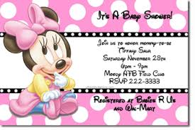 free minnie mouse invitation template minnie mouse polka dots nice minnie mouse baby shower invitation