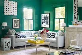 Paint Design For Living Room Walls 20 Best Green Rooms Green Paint Colors And Decor Ideas