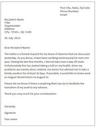 Letter Of Absent From School Barca Fontanacountryinn Com