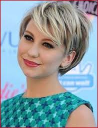 Short Haircuts For Round Faces And Thin Hair Over 50 372636 Short
