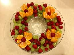 How To Decorate Salad Tray Home Decorating For Christmas Decoration Ideas Doors Nursing Homes 71