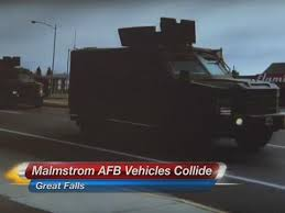 Malmstrom AFB Vehicles Involved in Accident   News   montanarightnow.com