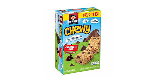 quaker chocolate chip chewy granola bars best snacks on weight watchers popsugar fitness photo 10