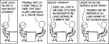 Strengths Weaknesses 1545 Strengths And Weaknesses Explain Xkcd