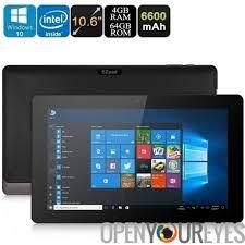 Ezpad 4 S Pro Windows Tablet Pc Lizenzierte Windows 10 Cherry