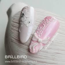 3d Gel Jarní Nail Art Brillbird Academy