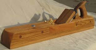 pat s wooden jointer plane