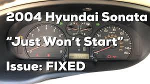 Tiburon Check Engine Light Hyundai Sonata Questions Car Wont Do Anything When You