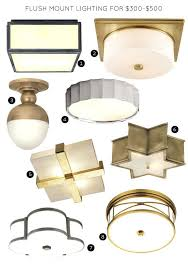 gold flush mount ceiling light best the lighting fixtures making it lovely s nassau county