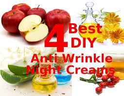 diy anti wrinkle night creams