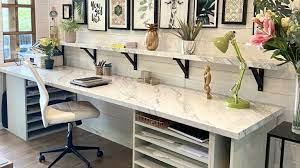 diy desk ideas to make working from