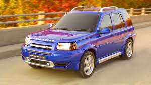 Callaway Land Rover Freelander Supercharged 11 2001 - YouTube