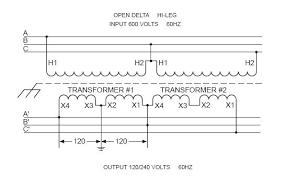 120 240v transformer wiring diagram diagrams wiring diagram