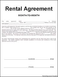 Hunting Rental And Lease Form Mesmerizing Printable Sample Rental Lease Agreement Templates Free Form Real