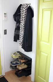 Coat Hanger And Shoe Rack 100 DIY Shoe Rack IdeasKeep Your Shoe Collection Neat And Tidy 86